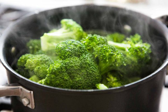 Broccoli is delicious but now not
