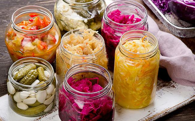 Use beneficial bacteria fermentation