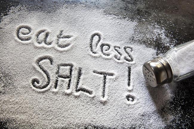 Reduce salt in the dish