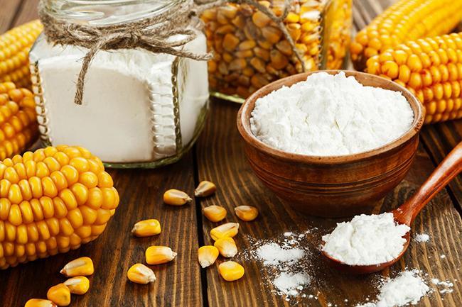 Minimize starchy foods