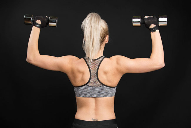 Strengthen muscle development