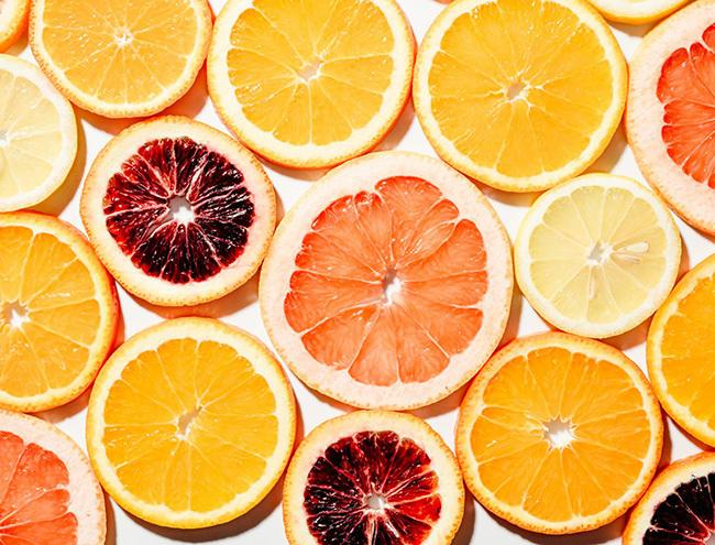 Vitamin C is good for reducing belly fat