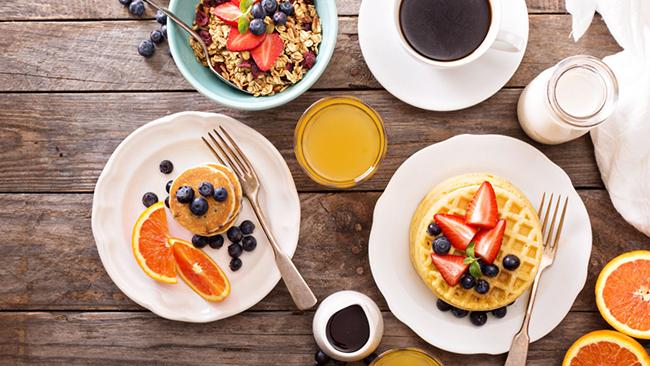 Don't skip breakfast to lose belly fat