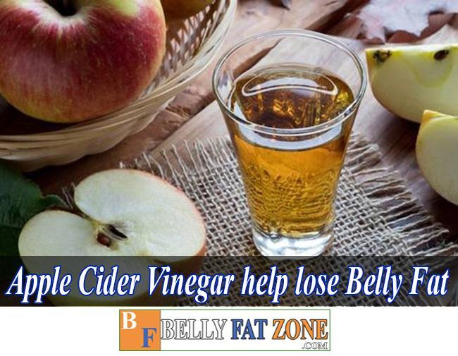 Does Apple Cider Vinegar Help Lose Belly Fat?