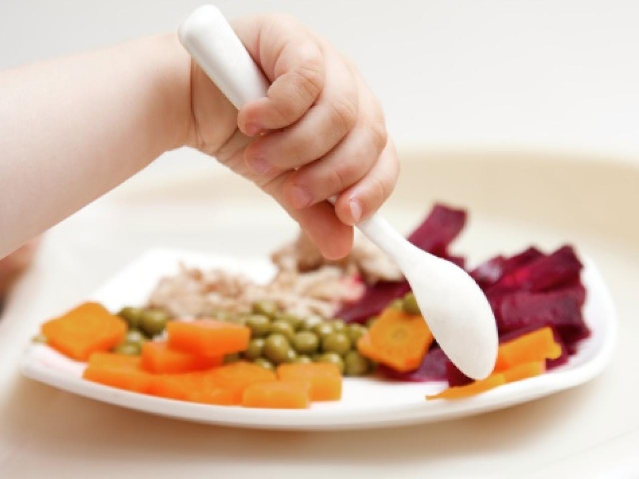 Help change a simple diet for children