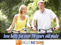 How To Lose Belly Fat Over 50 Years Old Male?