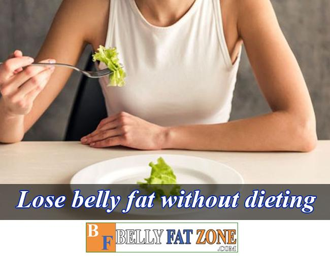 how to lose belly fat without dieting bellyfatzone com feature