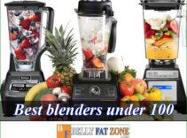 Top 16 Best Blenders Under 100 – 2021 Helps You Be a Good Homemaker
