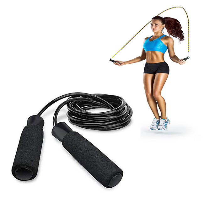 "Exercise Jump ""rope""."