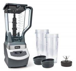 Ninja BL660 - The best comprehensive blender for ice and fruit