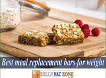 Top 13 Best Meal Replacement Bars For Weight Loss 2021 – Save Time