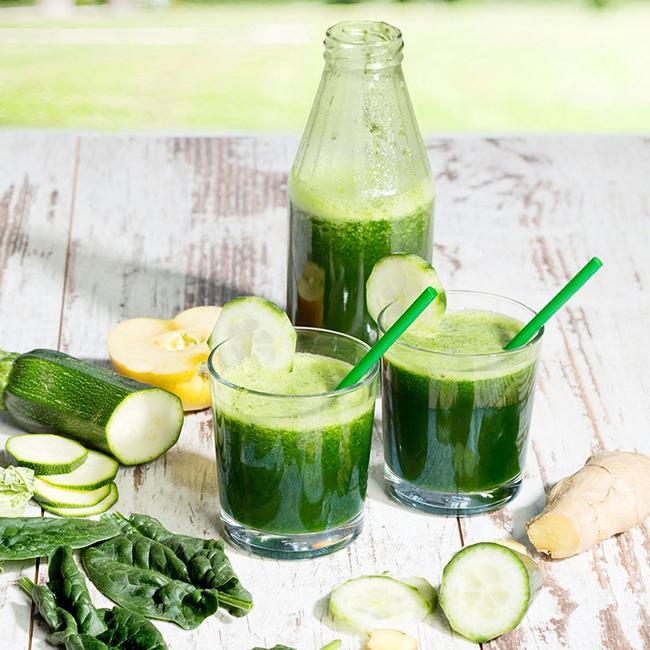 Pre-sleep weight loss drinks include ginger, cucumber: