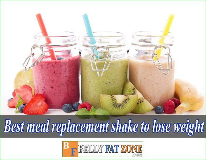 Best Meal Replacement Shakes to Lose Weight in 2021