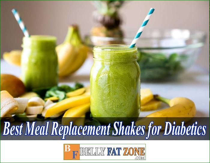 Best Meal Replacement Shakes for Diabetics 2021