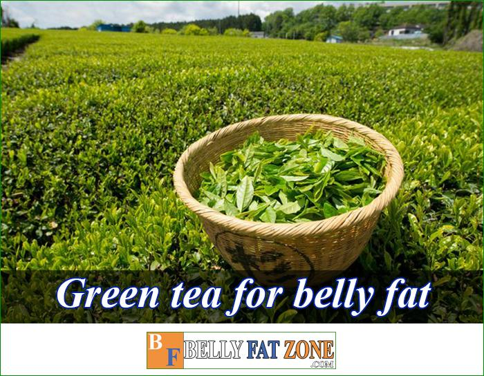 Green Tea For Lose Belly Fat and How To Use It Effectively