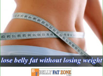 How To Lose Belly Fat Without Losing Weight?