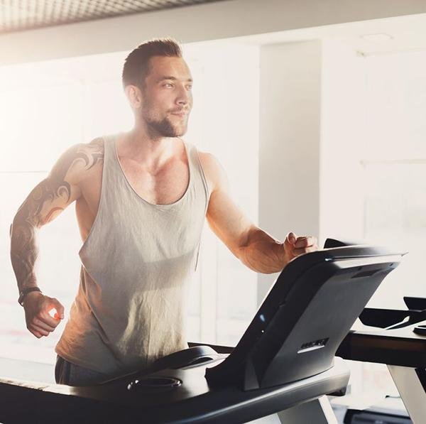 How to exercise to lose belly fat keep muscles with a treadmill