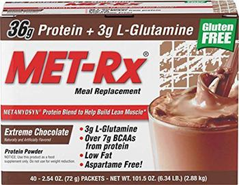 MET-Rx Meal Replacement Powder