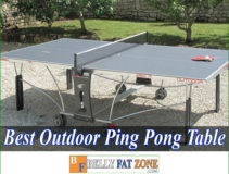 Top 8 Best Outdoor Ping Pong Table 2020 For the Fun Doesn't End