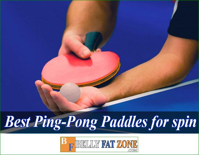 Top 15 Best Ping Pong Paddles For a Perfect Spin 2021