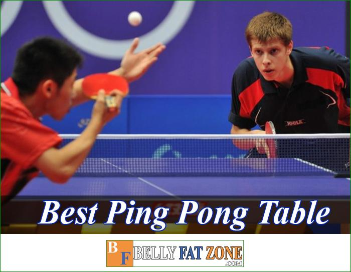 Top 23 Best Ping Pong Table 2020 – Not Only help You become a Champion but also be Happy with the kids
