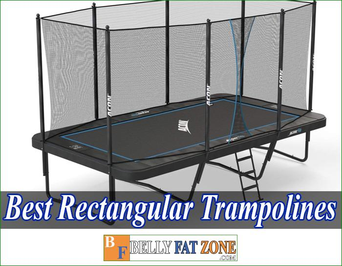 Top Best Rectangular Trampolines 2021 For You and Your Family to Regain FunTime