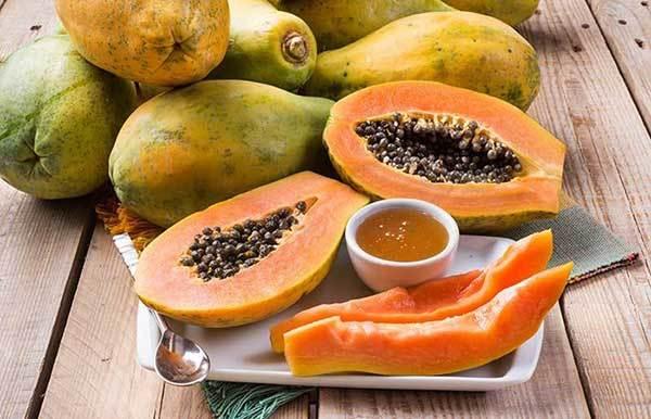 Ginger papaya