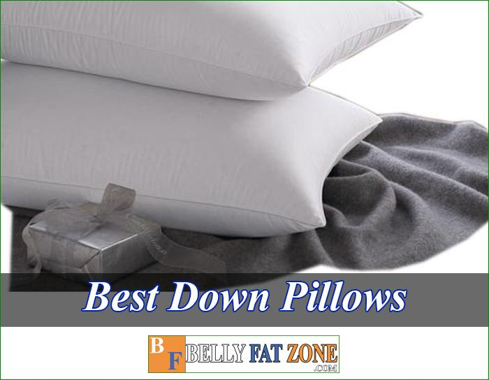 Top 14 Best Down Pillows 2021 for An Extremely Comfortable Sleep