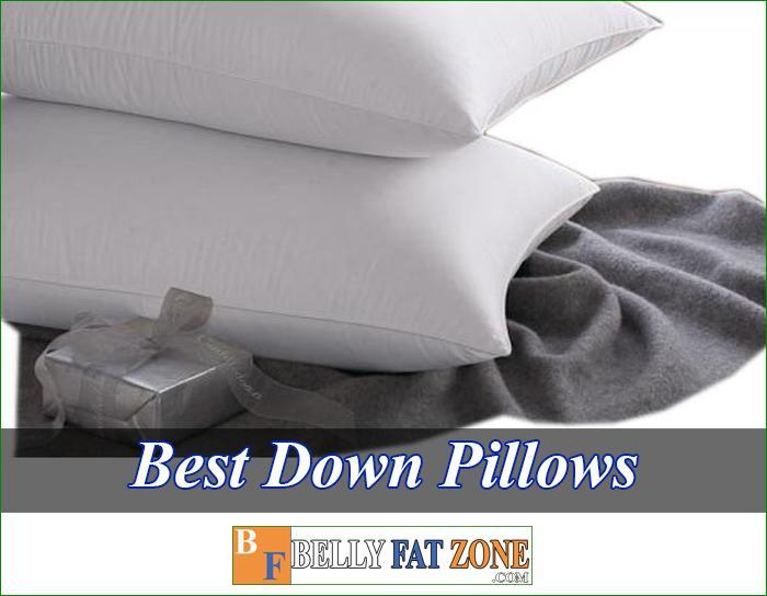 Best Down Pillows bellyfatzone com