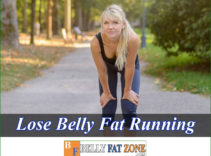 How To Lose Belly Fat By Running?