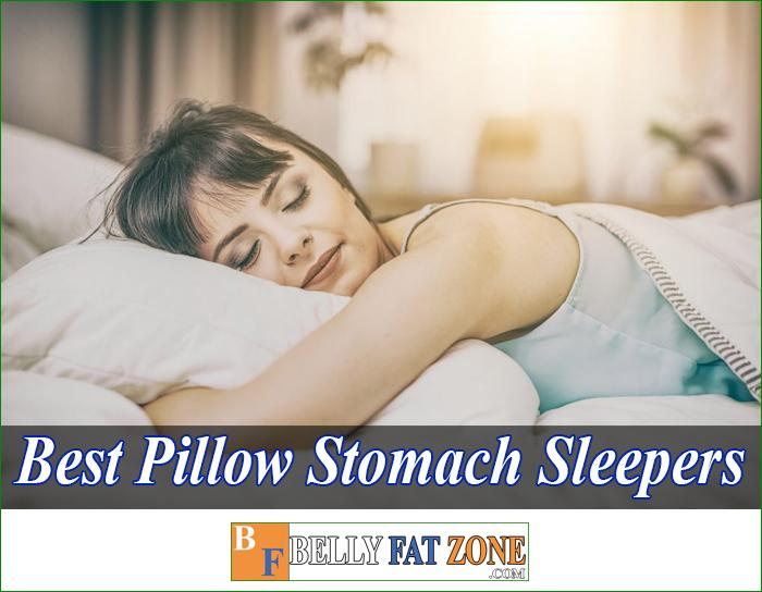 Top 16 Best Pillow For Stomach Sleepers 2021