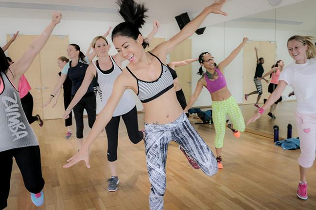 Zumba to be even more effective than other popular fitness classes