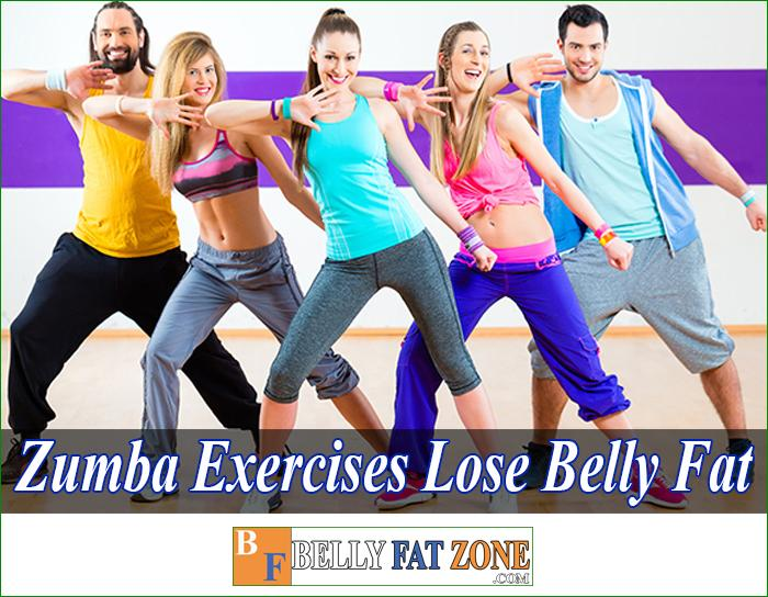 Zumba Exercises To Lose Belly Fat