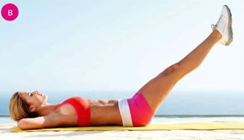 10 min workout to lose belly fat bellyfatzone com 9b
