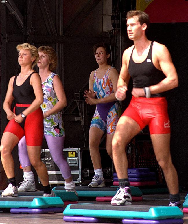 Aerobic exercise bellyfatzone com