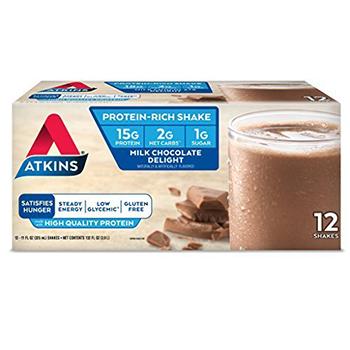 Atkins - Protein-Rich Shake