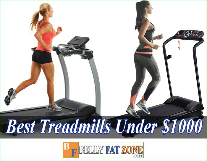 Top 12 Best Treadmills Under $1000 – 2021 for Both Basic and Professional