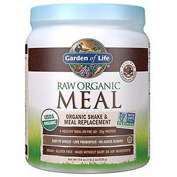Garden of Life Organic Vegan Meal Replacement