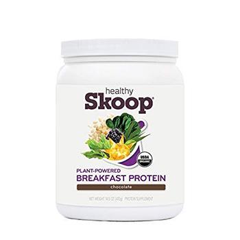 Healthy Skoop All-in-One Breakfast Protein Organic Nutritional Shake