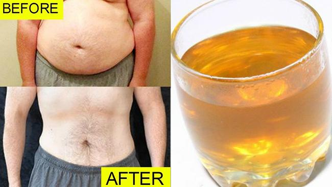 reduce belly fat with honey