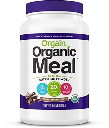 Orgain - Organic Plant Based Meal Powder