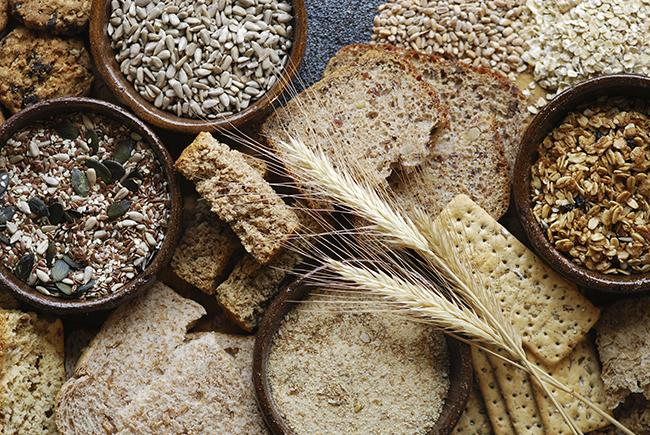 Lack of fibre in the diet