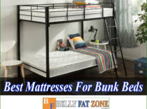 Top 15 Best Mattresses for Bunk Beds 2021