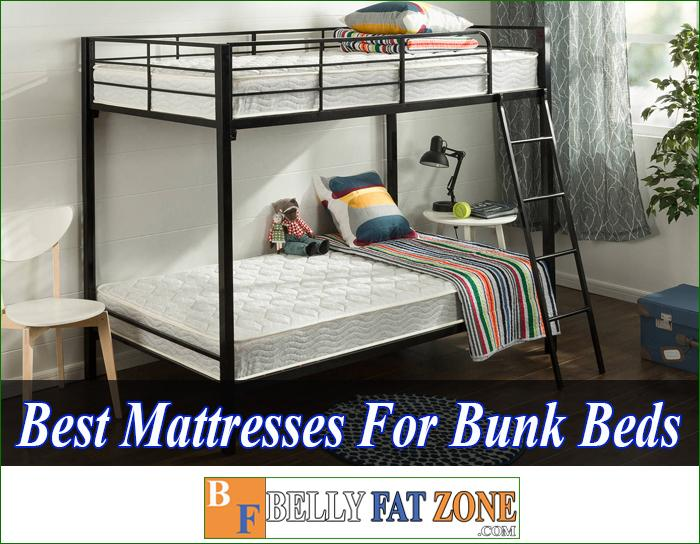 best mattresses for bunk beds us uk canada