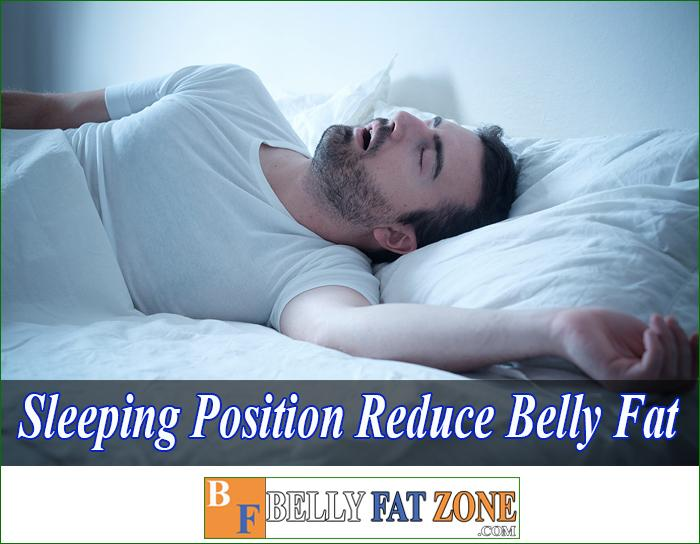 What Is The Best Sleeping Position to Reduce Belly Fat?