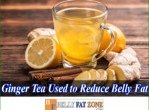 Trust About Ginger Tea be Used to Reduce Belly Fat?