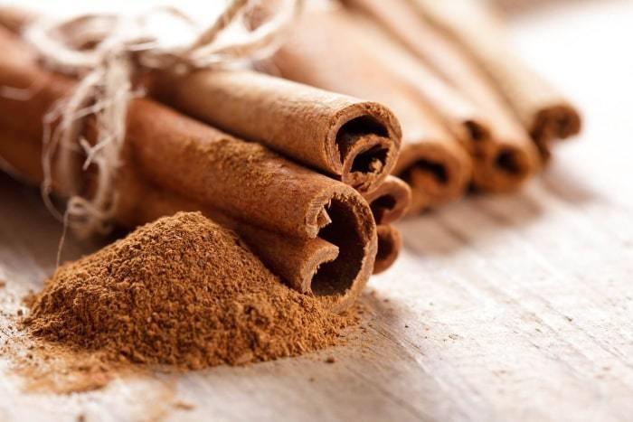 cinnamon powder to reduce belly fat