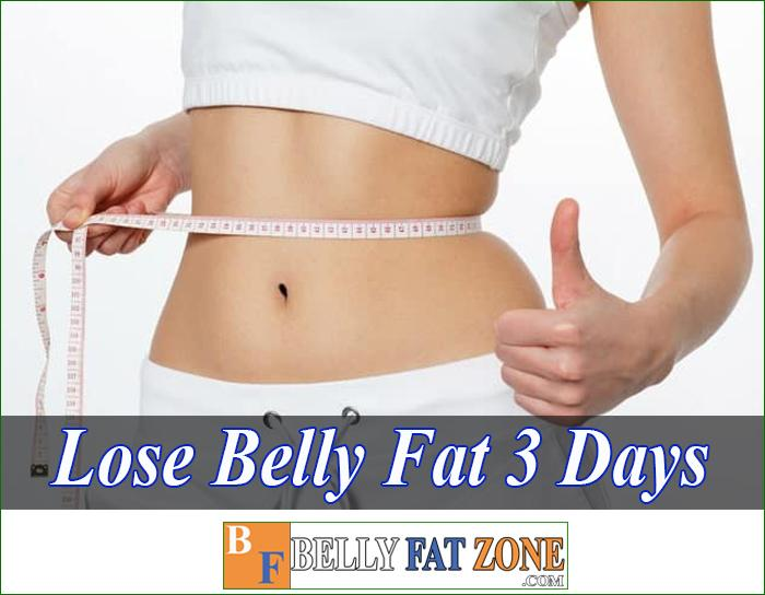 Lose Belly Fat 3 Days at Home