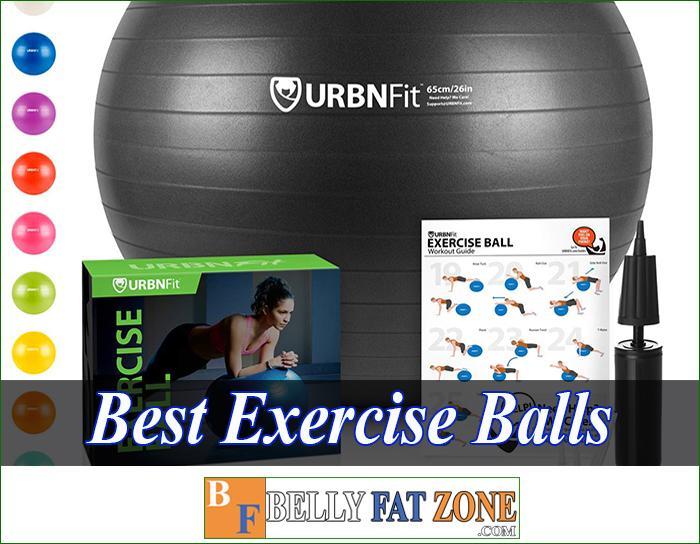Top 18 Best Exercise Balls 2021