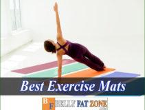 Top 19 Best Exercise Mats 2021